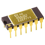 Analog Devices AD636JDZ, True RMS-DC Converter 14-Pin, SBCDIP