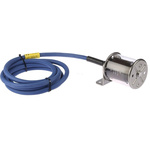 Gems Sensors Cable Float Switch, Stainless Steel, SPST NC, Float, 2m