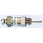 Electrotherm Type PT 100 Thermocouple 45mm Length, 9mm Diameter, -200°C → +300°C
