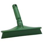 Vikan Green Squeegee, 104mm x 245mm x 50mm, for Food Preparation Surfaces