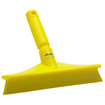 Vikan Yellow Squeegee, 104mm x 245mm x 50mm, for Food Preparation Surfaces