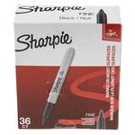 Sharpie Fine Tip Black Marker Pen