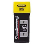 Stanley 13mm Cable Staples Cable Size 8mm Galvanized x 1000