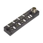 Harting Har-SAB Series M16 Sensor/Actuator Box, 8 Port