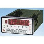 Baumer PA422.014AX01 , LED Digital Panel Multi-Function Meter for Pressure, Torsion, Weight, 93mm x 45mm