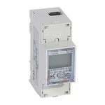 Legrand EMDX3 1 Phase LCD Digital Power Meter, Type Electronic