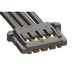Molex 15132 Series Number Wire to Board Cable Assembly 1 Row, 4 Way 1 Row 4 Way, 450mm