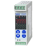 WIKA DIN Rail PID Temperature Controller, 100 x 22mm Relay, 24 V ac/dc, 100  240 V ac Supply Voltage