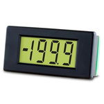 Lascar Digital Voltmeter DC, LCD Display 3.5-Digits ±1 %, 33 x 15 mm