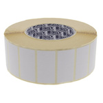 Brady R4300/R7950 Cable Label Refill Labels, For Use With 200MVP Plus Label Printers, 300MVP Plus Label Printers, 300X
