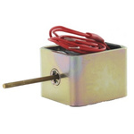 Mecalectro Linear Solenoid, 12 V dc, 2.5N, 35.3 x 31.8 x 25.4