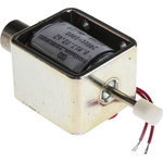 Mecalectro Linear Solenoid, 24 V dc, 2.5N, 35.3 x 31.8 x 25.4