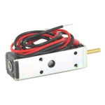 Mecalectro Linear Solenoid, 12 V dc, 0.6N, 36 x 12.7 x 10