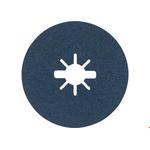 Bosch Zirconia Sanding Disc, 115mm, Coarse Grade, P80 Grit