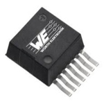 1-Channel, DC-DC DC-DC Converter, Adjustable, 1A 7-Pin, TO263-7EP