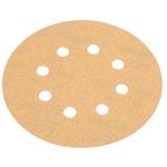 Bosch Ceramic Sanding Disc, 125mm, Medium Grade, P60 Grit