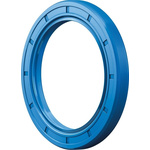 Freudenberg Sealing Technologies Simrit 72 NBR 902 SealShaft Seal, 12mm Bore, 25mm Outer Diameter