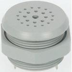 Sonitron 73dB, Panel Mount Continuous Internal Piezo Buzzer