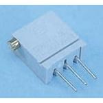 200Ω, Through Hole Trimmer Potentiometer 0.25W Side Adjust BI Technologies, 64