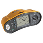 Fluke 1663 Multifunction Tester, 50 V, 100 V, 250 V, 500 V, 1000 V  , Earth Resistance Measurement With USB