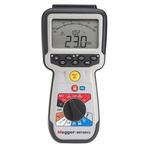 Megger MIT485, Insulation Tester, 500V, 200GΩ, CAT IV RS Calibration