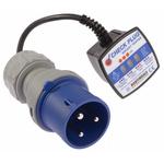 Martindale CP201/32 Socket Tester 16/32A 230V ac CAT III 300 V