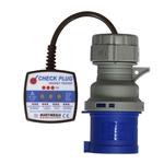 Martindale CP201/32 Socket Tester 16/32A 230V ac Cat III 300 V RS Calibration