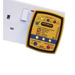 Martindale EZ365 Socket Tester 13A 230V ac Cat II 300 V RS Calibration