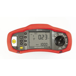 Beha-Amprobe PROINSTALL-100-EUR Electrical Tester, 1000V dc , Earth Resistance Measurement With USB