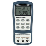 BK Precision BK878B Handheld LCR Meter 20mF, 10 MΩ, 1000H With RS Calibration