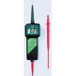 Gossen Metrawatt METRAOHM 413 9V Ohmmeter, Maximum Resistance Measurement 200 Ω, Resistance Measurement Resolution 10mΩ