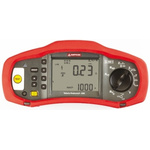 Amprobe PROINSTALL-200-EUR Electrical Tester, 100 V, 250 V, 500 V, 1000 V , Earth Resistance Measurement With Infrared