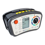 Kewtech Corporation KT65DL Multifunction Tester, 100V , Earth Resistance Measurement With USB RS Calibration