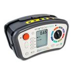 Kewtech Corporation KT65DL Multifunction Tester, 100V , Earth Resistance Measurement With USB UKAS Calibration