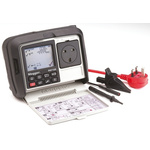 Megger 1003-064 PAT Tester, Class I, Class II Test Type With RS Calibration