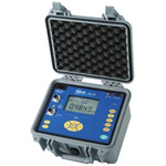 Aoip Instrumentation OM 16 Rechargeable NiMH Ohmmeter, Maximum Resistance Measurement 2500 Ω, Resistance Measurement