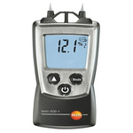 Testo Testo 606-2 Handheld Hygrometer, Max Temperature +50°C, Max Humidity 100%RH