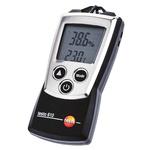 Testo Testo 610 Hygrometer, Max Temperature +50°C, Max Humidity 100%RH With UKAS Calibration