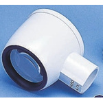 Coil Illuminated Magnifier, 3.9 x Magnification, 58mm Diameter