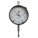 RS PROMetric Plunger Dial Indicator, , 0.01 mm Resolution