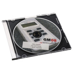 Hirst Magnetics GM-SW08 Software, For Use With GM07 Series, GM08 Series