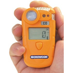 Crowcon Hydrogen Sulphide Personal Gas Monitor, For Hazardous Area Worker Protection