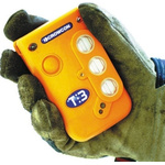 Flammable, Oxygen Personal Gas Monitor, RS Calibrated