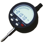 RS PRO Imperial/Metric Dial Indicator, 0 → 12.7 mm Measurement Range, 0.005 mm Resolution , ±0.015 mm Accuracy