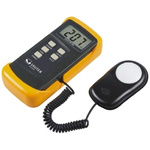 Sauter SO 200K Light Meter, 200lx to 200000lx, With RS Calibration