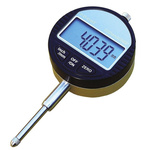 RS PRO Imperial/Metric Dial Indicator, 0 → 25 mm Measurement Range, 0.01 mm Resolution , ±0.02 mm Accuracy