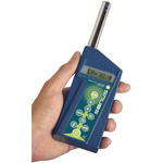 Castle Sound Level Meter 20kHz 19 → 133 dB With RS Calibration