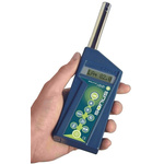 Castle Sound Level Meter 20kHz 35 → 140 dB With RS Calibration