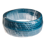 RS PRO 25 Long Black/Blue Hose Pipe, Applications Air, Water, 12.7mm Inner Diam.