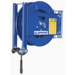 PREVOST 3/8 in G 10mm 17mm Hose Reel 12 bar 20m Length, Wall Mounting